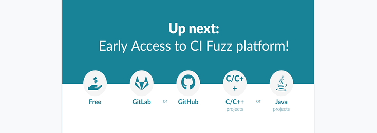 Fuzzing as a Service (SaaS) compatible with GitLab and Jenkins