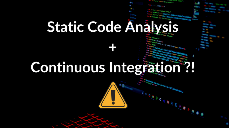static code analysis continuous integration