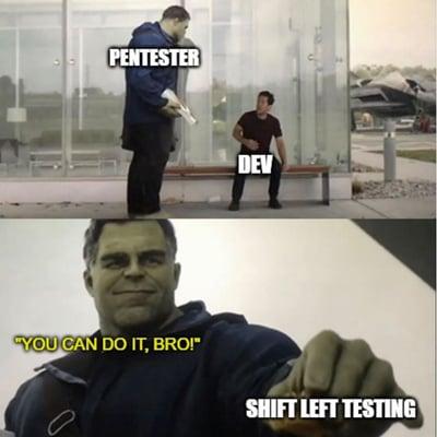MEME-Hulk shift left